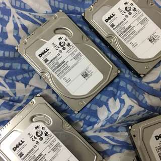 "1TB sata 3.5"" Disk's : 12 pieces avail"