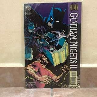 DC Comics Batman Gotham Night II