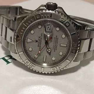 WTS Cheapest Rolex Yachtmaster 16622 (40mm)