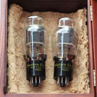 Western Electric 422A rectifier pair (rare)