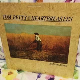 Vinyl Lp - Tom petty southern accents