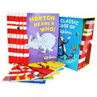 20 Dr Seuss Book Set Brand New - READY STOCK