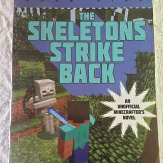 An Unofficial Gamer's Adventure: The Skeletons Strike Back Book Five