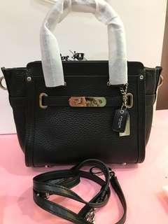 Original coach women Handbag sling bag crossbody bag Swagger Handbag