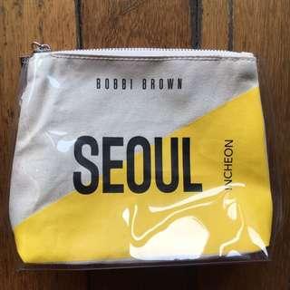 BN Bobbi Brown super cool cosmetic bag