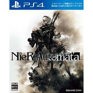 Want to buy PS4 Nier Automata