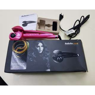 hair curl ( babyliss )