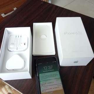 Apple iPhone 6S iPhone6S 16gb masih garansi ibox singapore CPO mulus