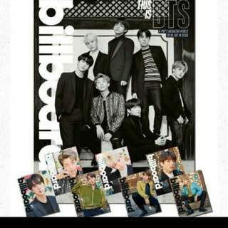 BTS BILLBOARD MAGAZINE