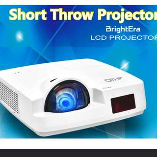 Projectors for projecting mapping in restaurants