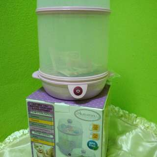 Bottle steriliser and food warmer