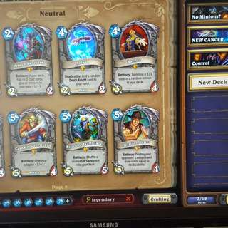 Hearthstone and overwatch acc