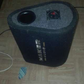 Car Speaker Woofer