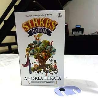 Novel Sirkus Pohon by Andrea Hirata