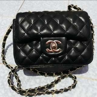 Neww..Channel mini bag