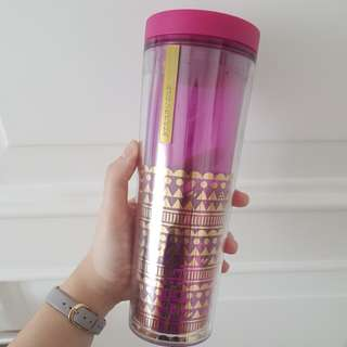 Tumbler-sbucks Marron•Cr