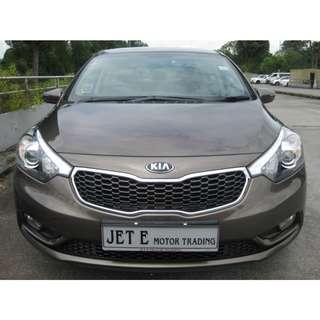 Kia Cerato K3 1.6 Auto L