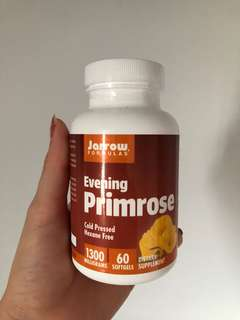 Evening Primrose Supplements