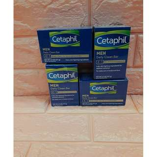 Cetaphil Soap (PRICE FOR 3)