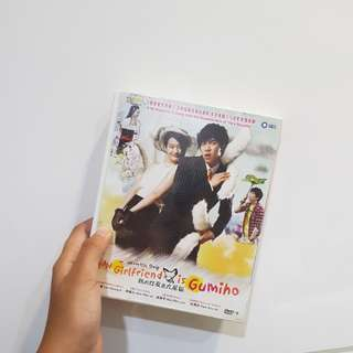 My Girlfriend Is Gumiho DVD