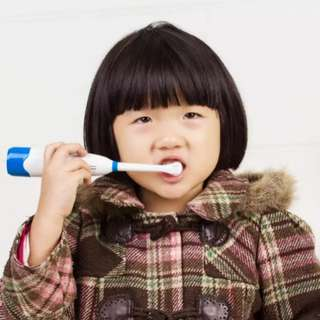 兒童電動牙刷   Electronic Toothbrush          jjjj