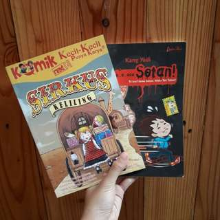 Buku cerita kkpk