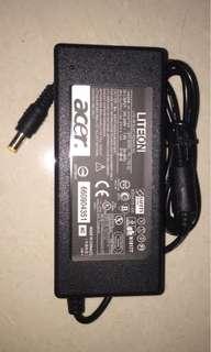 Acer Genuine 19V 4.74A Adapter @$35.00Nett