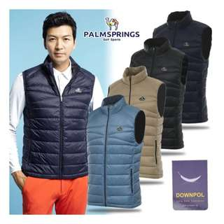 Rompi Vest Palmsprings Down Insulated Original Golf Sports