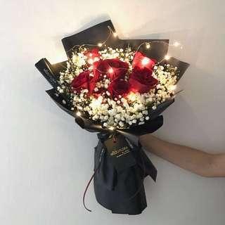 Flower | Fresh Flower Bouquet | Birthday Gift