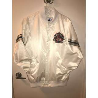 Vintage Raptors Jacket