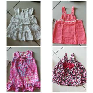 Preloved Baby Girl Dresses