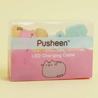 Coloured light up Pusheen LED wire - Pusheen Subscriptipn Box Winter 2017