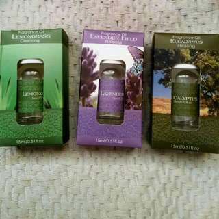 SCENTED OIL FOR HUMIDIFIER AND BURNER