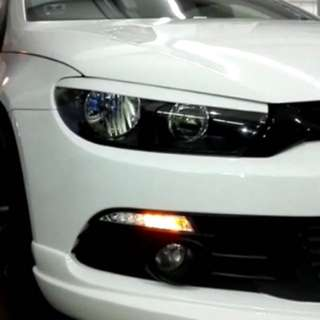 Scirocco DRL and Headlamp Signal Light