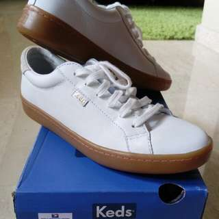 (New & Authentic) KEDS Ace Leather WM