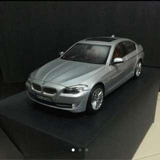 BMW 550i Car Model