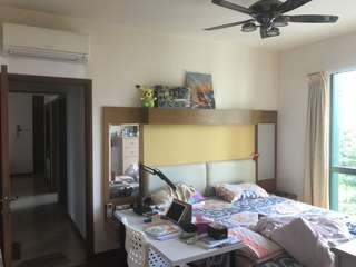 1st April S$1100 nice master bedroom at choa chu kang