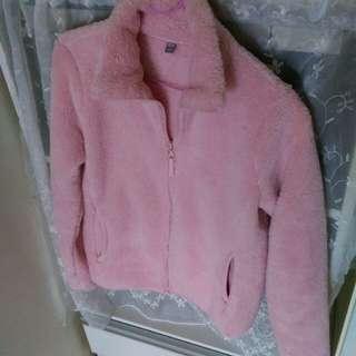 🚚 優尼酷龍粉紅柔軟外衣
