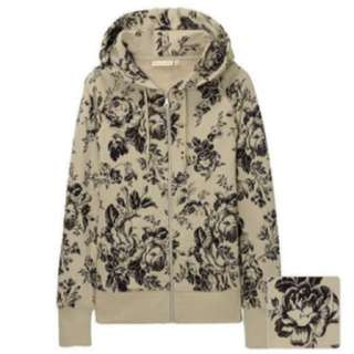 Uniqlo cabbages and roses jacket