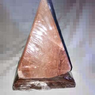 Crafted Himalayan Lamps Pyramid - 2