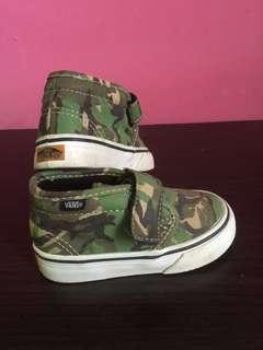 Vans Camo Babies/Kids Shoe