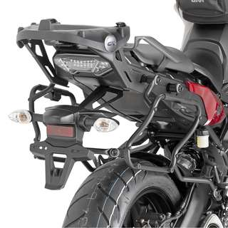 Givi PLXR2122 Pannier Rack for V35 Monokey Side Cases for Yamaha MT-09 Tracer