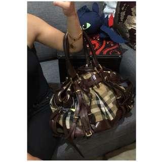 Burberry Bag.