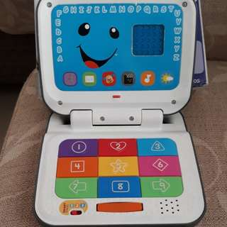 Fisher Price Laptop