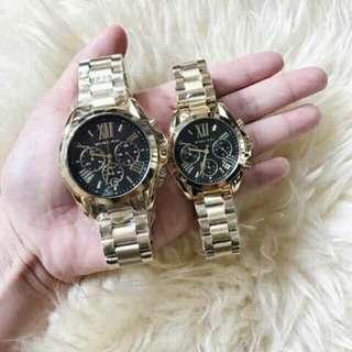 Authentic Michael Kors (bradshaw) Couple Watch