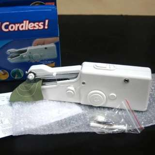 🆕Handheld Mini Sewing Machine Auto NEW With Box
