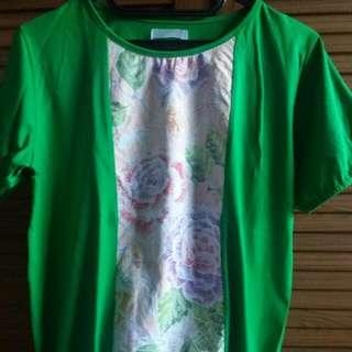 Tshirt Mix Batik Encim