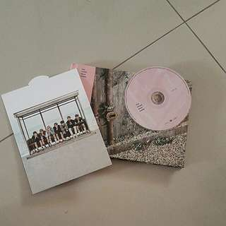 *price reduced Wts unsealed album