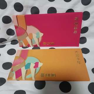 UOB 2018 Red Packet