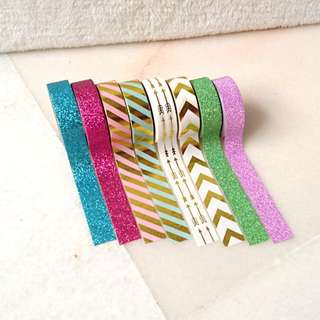 Hot selling Washi tapes! *Good quality Nice designs*